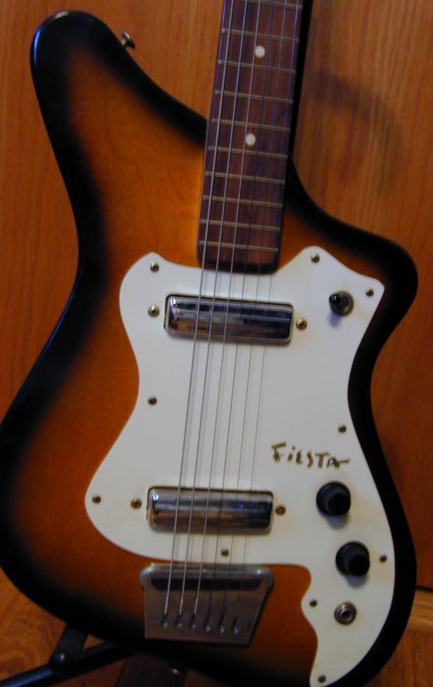 Vintage Gibson Guitars >> DyeHard's Guitars