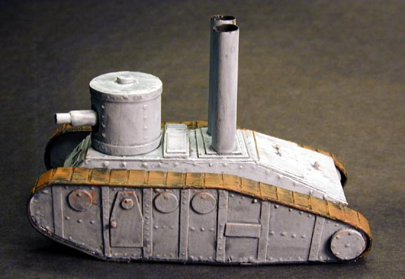 How to build a Landship